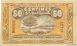 50 Centimes Bougie-Sétif ALGÉRIE BOUGIE, SÉTIF 1918 JP.139.04 SPL