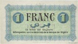1 Franc ALGÉRIE Constantine 1915 JP.140.04 SPL
