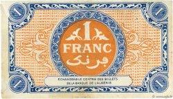 1 Franc Constantine ALGÉRIE  1922 JP.140.39 TTB+