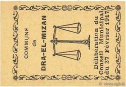 5 Centimes Dra-el-Mizan ALGÉRIE  1917 JPCV.01 NEUF