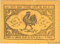 10 Centimes Marengo ALGÉRIE  1916 JPCV.04 SPL