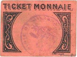 5 Centimes Miliana ALGÉRIE  1916 JPCV.01 TTB+
