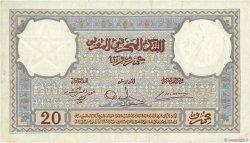 20 Francs 1920 modifié 1941 MAROC  1941 P.18b TTB+