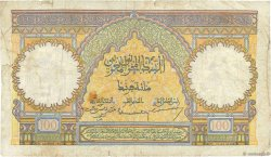 100 Francs type 1928 MAROC  1947 P.20 B