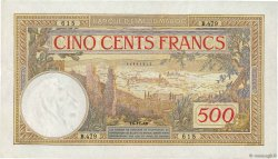 500 Francs type 1923 modifié 1946 MAROC  1948 P.15b pr.SUP