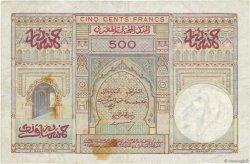 500 Francs MAROC  1949 P.46 TTB