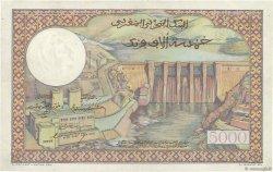 5000 Francs MAROC  1953 P.49 SUP+