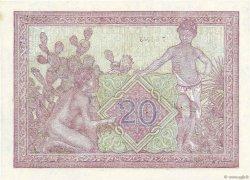 20 Francs type 1943 TUNISIE  1945 P.18 pr.NEUF