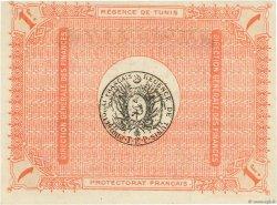 1 Franc TUNISIE  1918 P.36e pr.NEUF