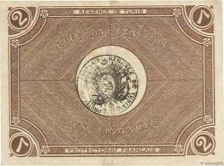 2 Francs TUNISIE  1918 P.38 TTB+