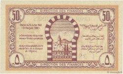 50 Centimes TUNISIE  1943 P.54 pr.NEUF