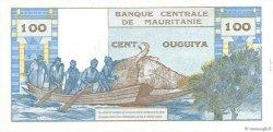 100 Ouguiya MAURITANIE  1973 P.01a SPL