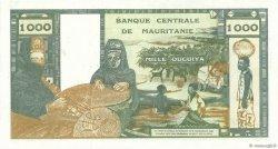1000 Ouguiya MAURITANIE  1973 P.03a NEUF