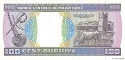 100 Ouguiya MAURITANIE  1989 P.04d NEUF