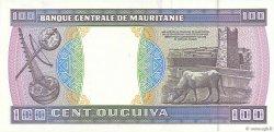 100 Ouguiya MAURITANIE  1992 P.04e NEUF