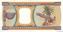 200 Ouguiya MAURITANIE  1974 P.05a SUP