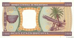 200 Ouguiya MAURITANIE  1989 P.05c NEUF