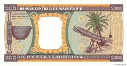 200 Ouguiya MAURITANIE  1993 P.05e NEUF