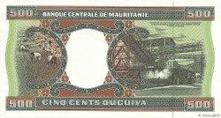 500 Ouguiya MAURITANIE  1992 P.06f NEUF