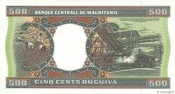 500 Ouguiya MAURITANIE  1993 P.06g NEUF