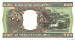 500 Ouguiya MAURITANIE  1995 P.06h NEUF