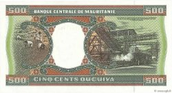500 Ouguiya MAURITANIE  1996 P.06i NEUF