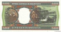 500 Ouguiya MAURITANIE  1999 P.08a NEUF
