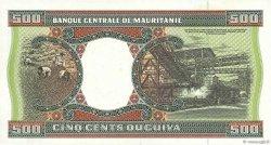 500 Ouguiya MAURITANIE  2001 P.08b SPL+