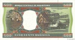 500 Ouguiya MAURITANIE  2001 P.08b NEUF