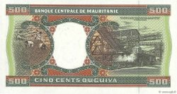 500 Ouguiya MAURITANIE  2002 P.08c NEUF