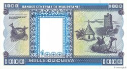 1000 Ouguiya MAURITANIE  1993 P.07f pr.NEUF