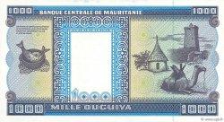 1000 Ouguiya MAURITANIE  1995 P.07g NEUF