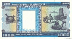 1000 Ouguiya MAURITANIE  1999 P.09a SUP