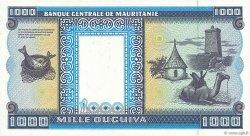 1000 Ouguiya MAURITANIE  2001 P.09b NEUF