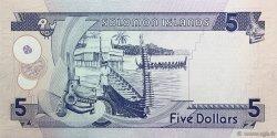 5 Dollars ÎLES SALOMON  2006 P.26b NEUF