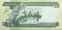 2 Dollars ÎLES SALOMON  2011 P.25b NEUF