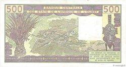 500 Francs type 1980 NIGER  1981 P.606Hc TTB