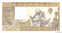 1000 Francs type 1977 NIGER  1987 P.607Hh SPL