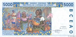 5000 Francs type 1992 NIGER  1995 P.613Hc SPL