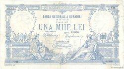1000 Lei ROUMANIE  1920 P.023a pr.TTB