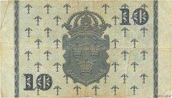 10 Kronor SUÈDE  1957 P.43e TB