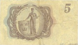 5 Kronor SUÈDE  1963 P.50b TB