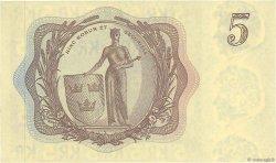 5 Kronor SUÈDE  1963 P.50b NEUF