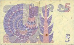 5 Kronor SUÈDE  1979 P.51d TB
