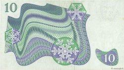 10 Kronor SUÈDE  1968 P.52b TTB
