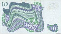 10 Kronor SUÈDE  1968 P.52b pr.NEUF