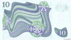 10 Kronor SUÈDE  1979 P.52d NEUF