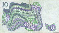10 Kronor SUÈDE  1984 P.52e TB