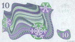 10 Kronor SUÈDE  1987 P.52e pr.NEUF