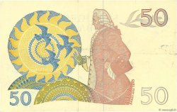 50 Kronor SUÈDE  1976 P.53b TTB+
